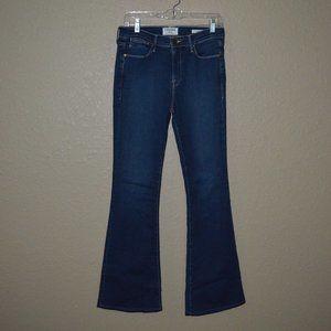 $215 Sz 30 Frame Denim Le High Flare Jeans